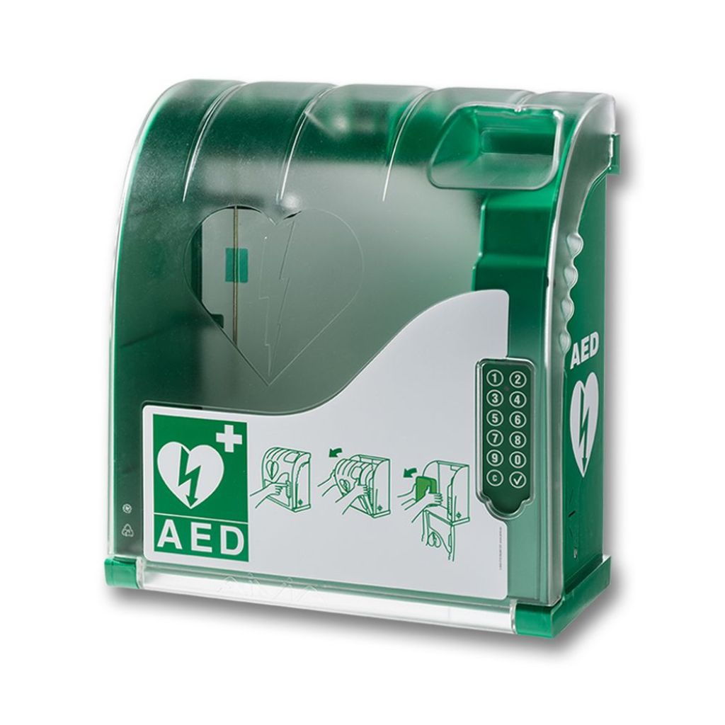 Aed Buitenkast Pincode Slot Arbo Rie Support